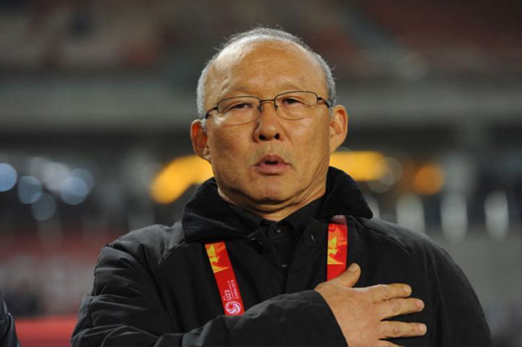 HLV Park Hang Seo vừa gặt hái thành công ngoài mong đợi cùng U23 Việt Nam.