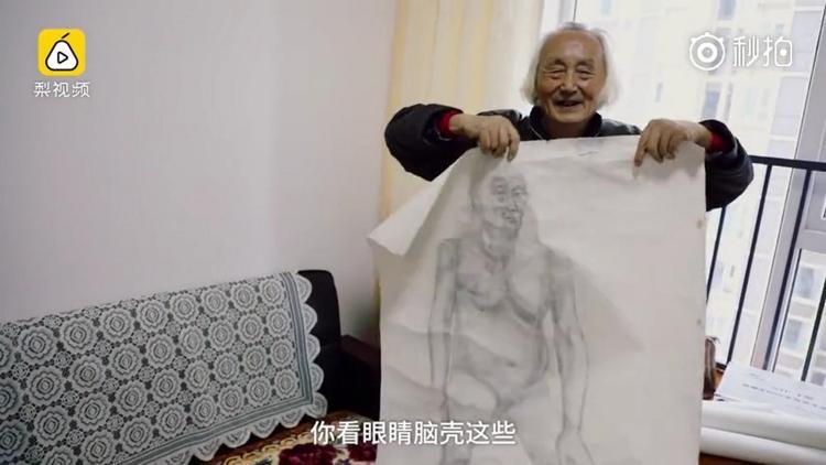 Cho dù bị các con phản đối, ông Wang vẫn quyết tâm theo đuổi nghề nghiệp đến cùng.