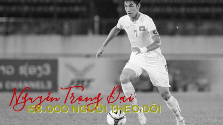 Nguyễn Trọng Đại (daioscar) có 158.000 người theo dõi.