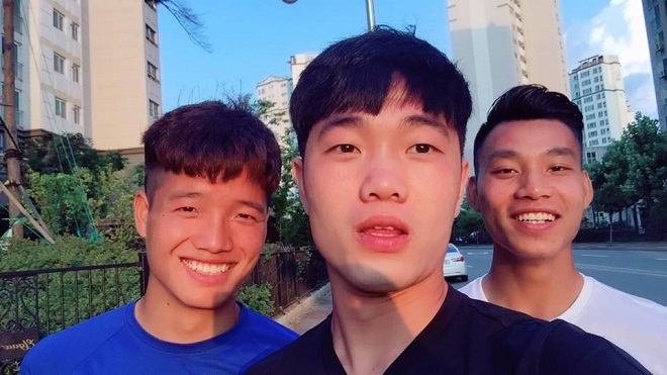 Minh Long, Xuân Trường và Văn Thanh.