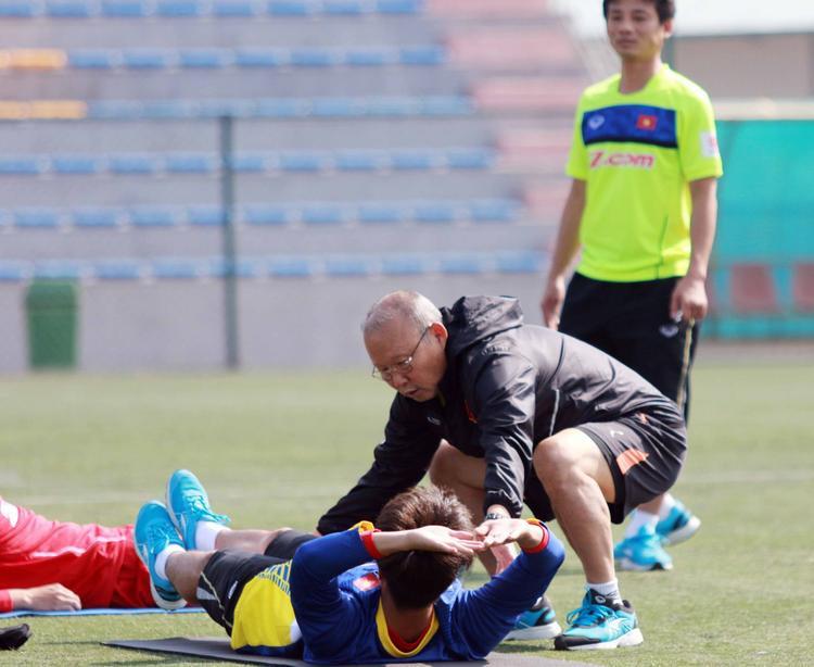 Quang Hải tiết lộ hậu trường khiến mình thi đấu thăng hoa ở giải U23 châu Á