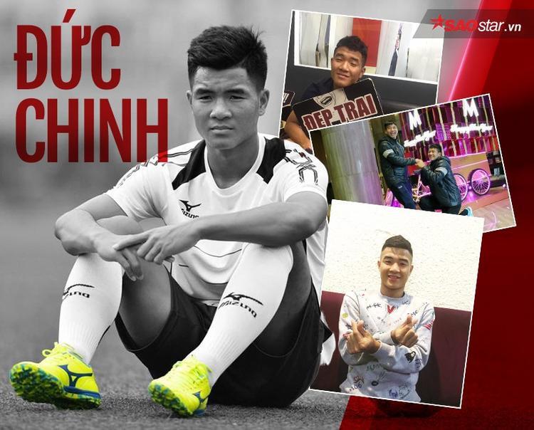 """Đức Chinh - """"vựa muối"""" của U23 Việt Nam."""
