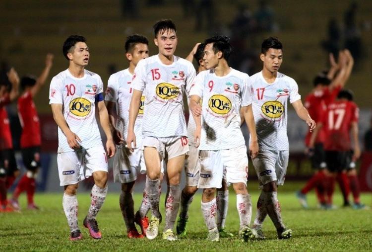 HAGL luôn đóng góp nhiều cầu thủ ở các cập độ đội tuyển của Việt Nam.