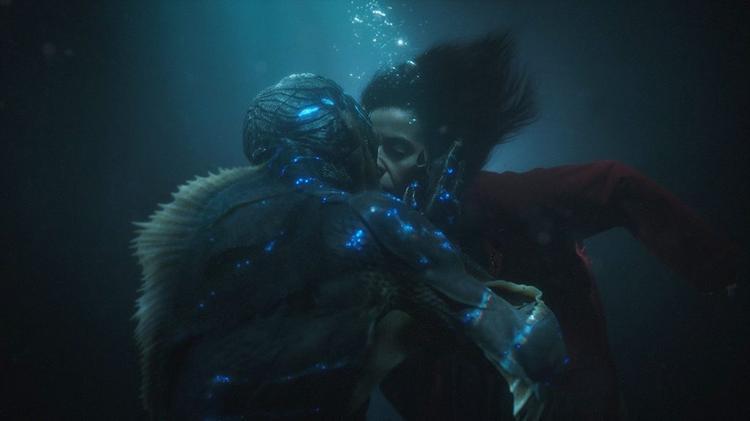 Chìm đắm trong chuyện tình của The Shape of Water