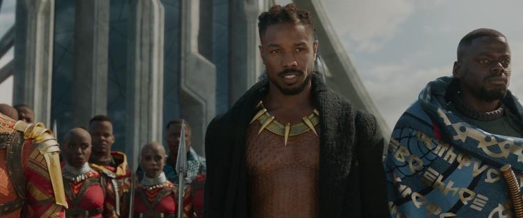 Black Panther nhận được vô vàn khen ngợi từ khán giả, khi nhân vật phản diện được công chúng tung hô