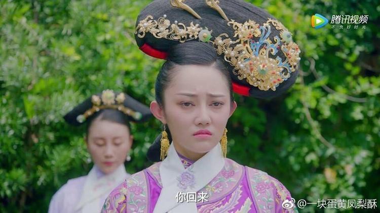 Một kiểu tóc dường như từng thấy ở nàng Sở Ngọc thời Nam Tống