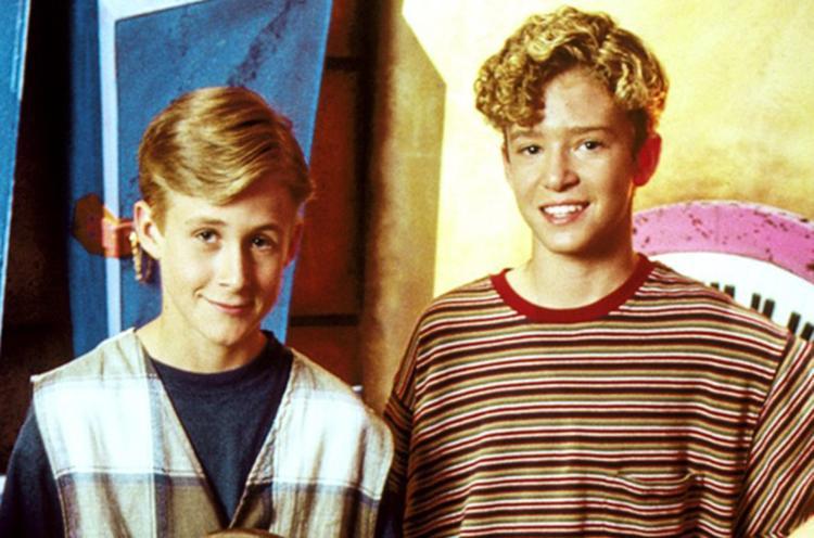 Những ngày xa xưa ấy đã mãi nằm lại trong kí ức - khi Justin còn là một cậu bé điển trai với mái tóc vàng xoăn tít…