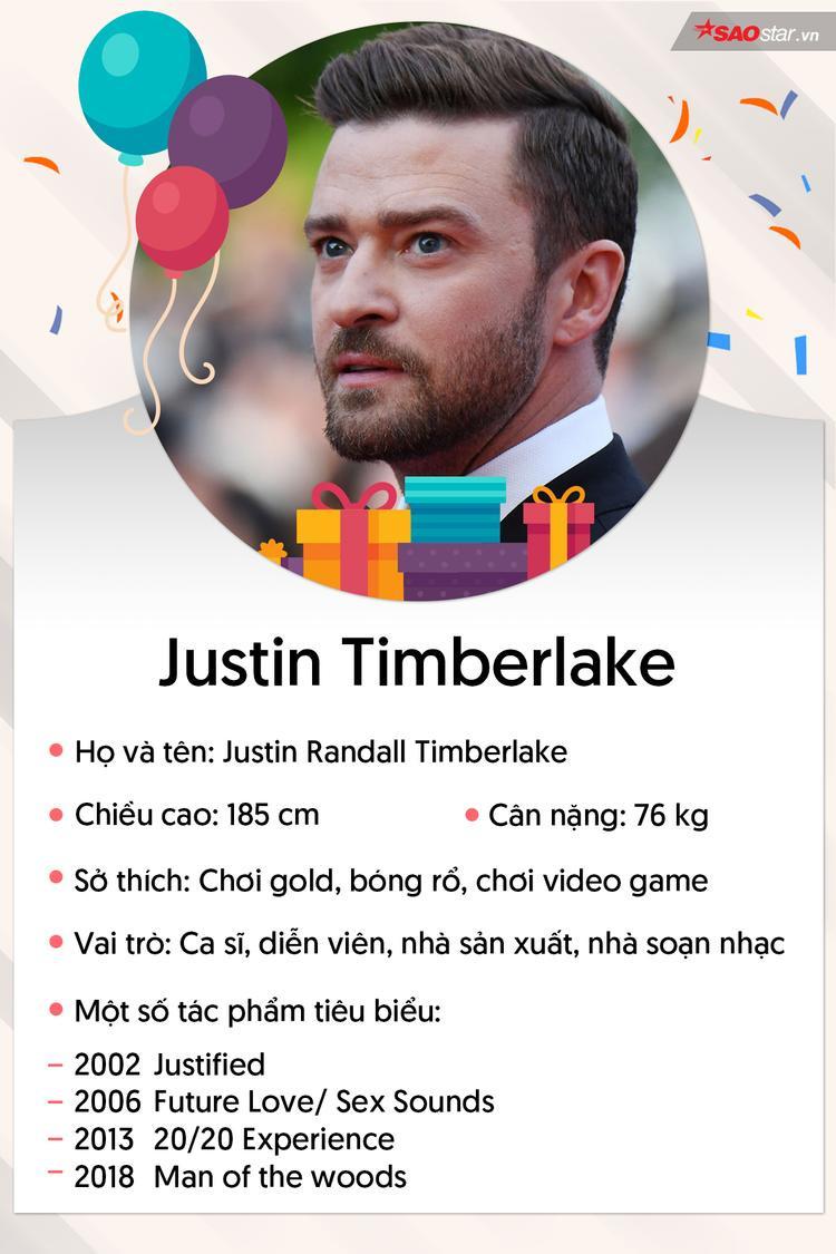 Justin Timberlake tuổi 37: chàng hoàng tử nhạc pop chật vật bảo vệ ngôi vương