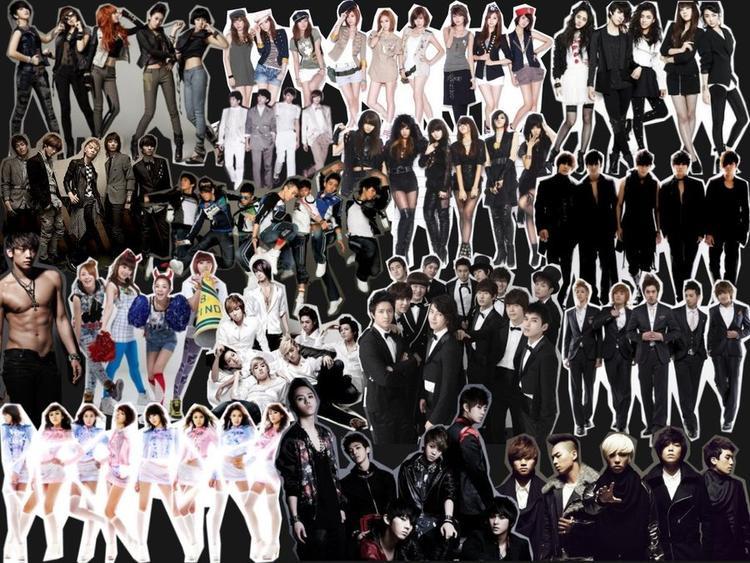 Cũng là tiền đề cho sự phát triển kiểu mới của ngành công nghiệp âm nhạc xứ Kim chi.