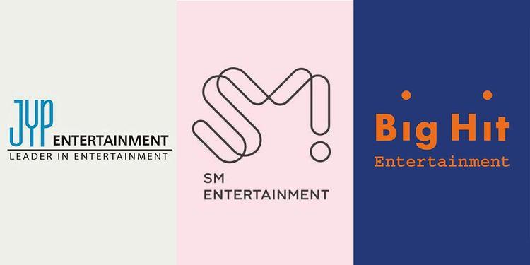 """Cuộc họp đánh dấu lần hợp tác """"lịch sử"""" giữa 3 công ty giải trí hàng đầu Hàn Quốc."""