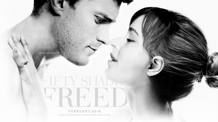 Fifty Shades Freed - 50 Bóng Tự Do