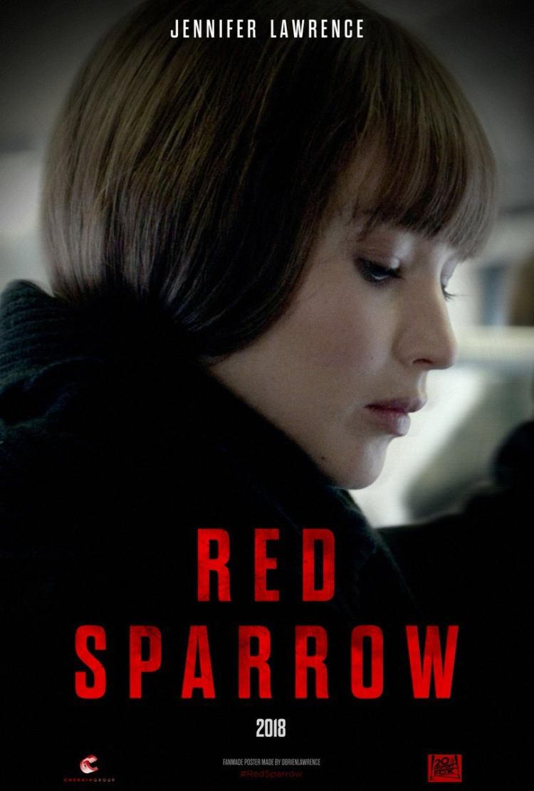 Red Sparrow - Lại Jennifer Lawrence À?