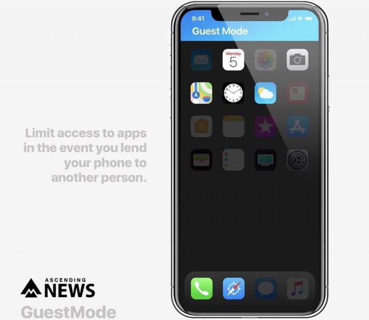 Với tính năng Guest Mode, người dùng sẽ có thể yên tâm nếu cho bạn bè, người thân hoặc ai đó mượn điện thoại sử dụng. Tính năng này sẽ cho phép chủ nhân thiết bị hạn chế quyền truy cập đối với những người sử dụng thiết bị tạm thời vào các ứng dụng, thông tin mà họ không muốn tiết lộ.