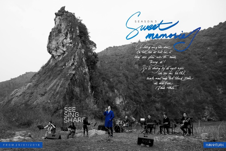 Giữa núi rừng nên thơ, ca khúc được Hà Anh Tuấn biểu diễn, thu live cùng ban nhạc với mong muốn mang đến sự chân thật, gần gũi và mộc mạc cho khán giả.