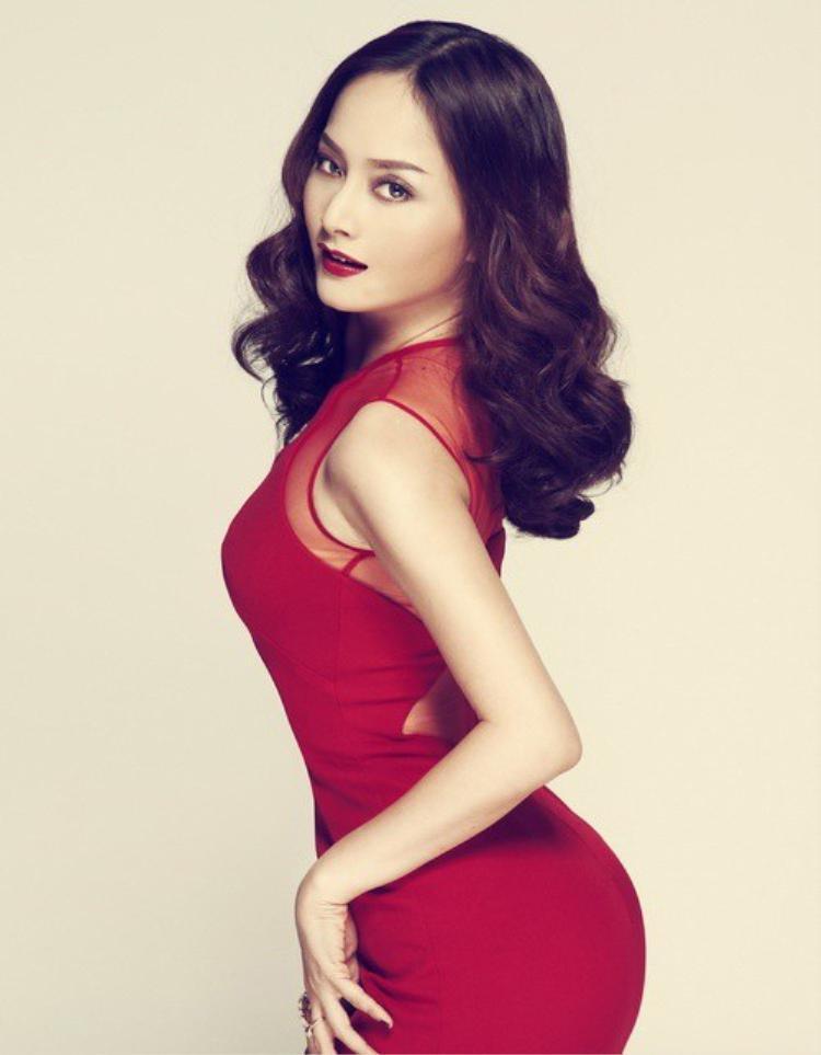 Nữ diễn viên Lan Phương.