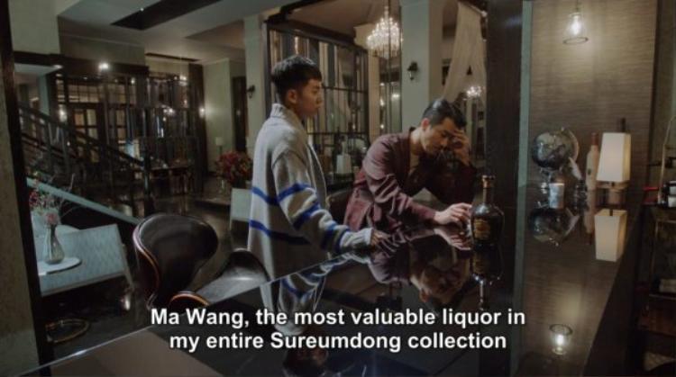 Ngừng nội chiến, Son Oh Gong chia sẻ cả rượu quý của mình cho Ngưu Ma Vương.