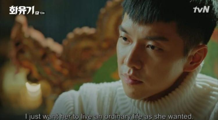 Bởi Son Oh Gong chỉ muốn Sun Mi có một cuộc sống bình thường