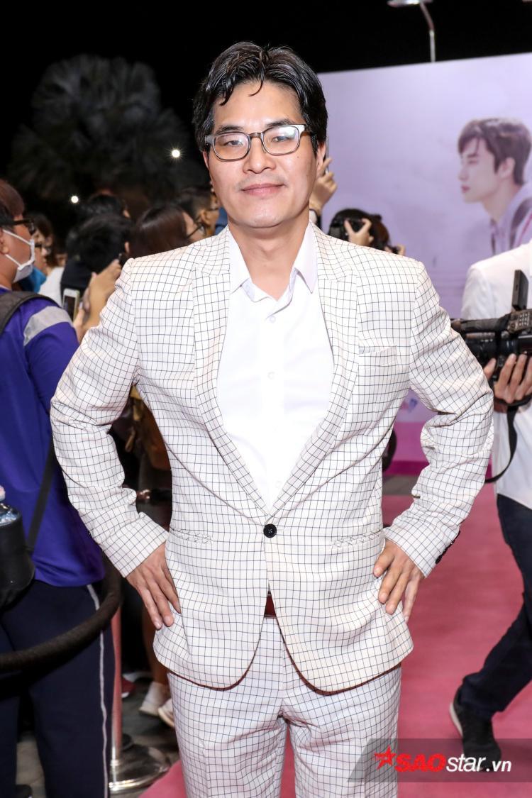 Đạo diễn Han Sang Hee.