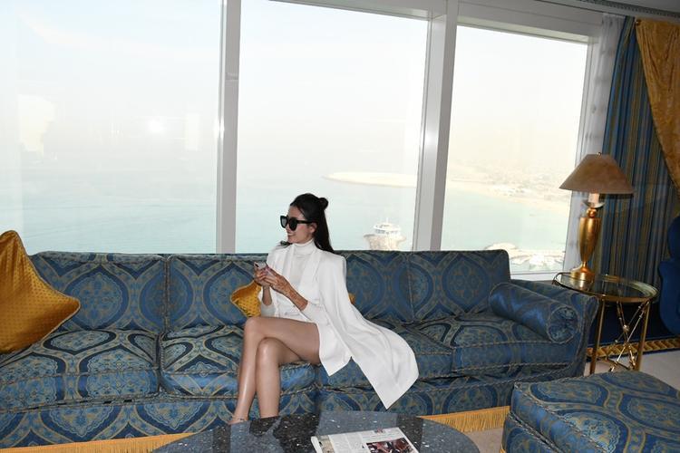 Phan Thị Mơ cho hay, mình không phải tuýp phụ nữ thích hưởng thụ nhưng cô luôn mong muốn được đi nhiều và trải nghiệm nhiều nền văn hóa khác nhau.