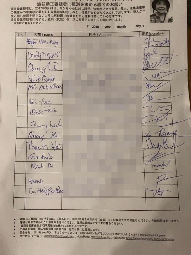 Dàn sao Việt không đứng ngoài cuộc trong vụ án thương tâm của gia đình người Việt trên đất Nhật Bản.