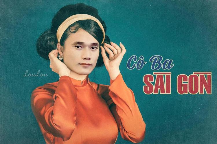 Choáng váng và phì cười khi U23 trong hình dáng của Cô Ba Sài Gòn
