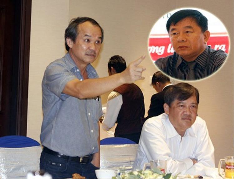 Bầu Đức từng chỉ trích trưởng ban trọng tài Nguyễn Văn Mùi.