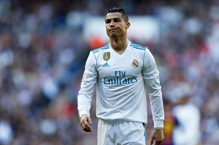 Ronaldo đang gặp rất nhiều áp lực.