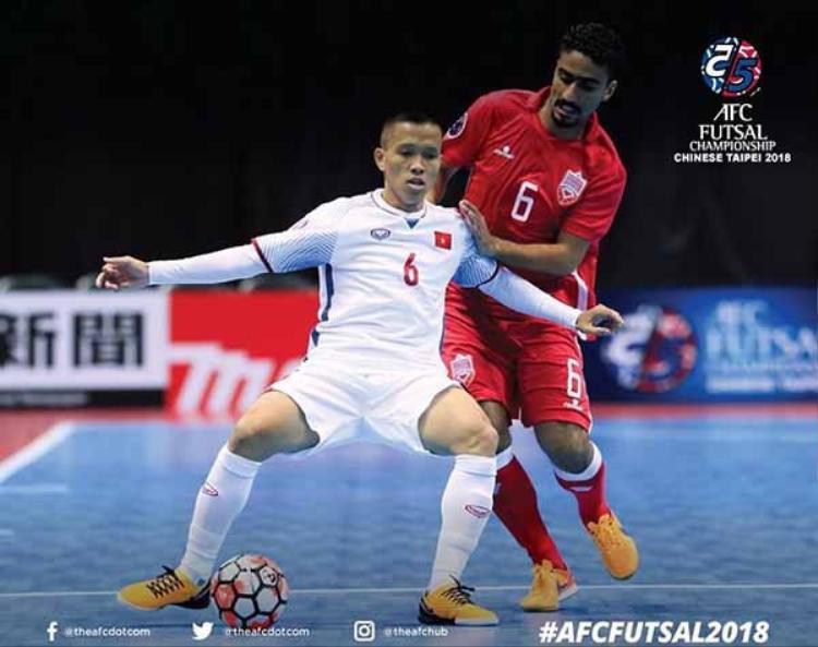 2 phút ghi 2 bàn, tuyển futsal Việt Nam thắng nghẹt thở Bahrain