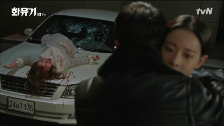 Ngộ Không bị vòng Kim cang đả thương, phải chăng mối nhân duyên chết chóc đã ứng nghiệm?