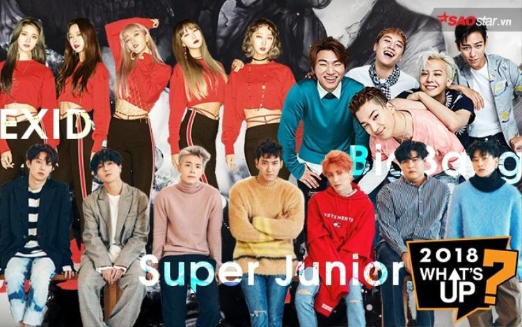 Nhìn vậy thôi, đây là những nhóm nhạc cô đơn nhất Kpop đấy