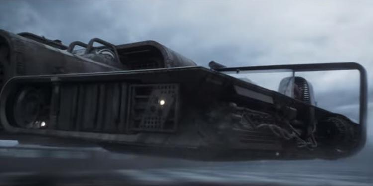 Mổ xẻ teaser trailer đầu tiên của 'Solo: A Star Wars Story' (Phần 1)