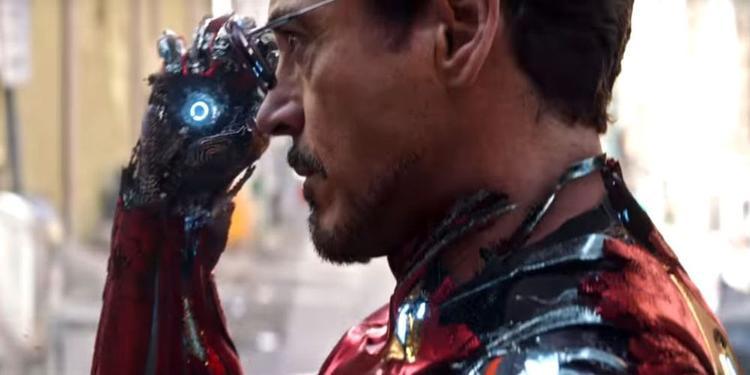 Lác mắt với bộ giáp cực phẩm của Iron Man trong đoạn clip mới nhất Avengers: Infinity War