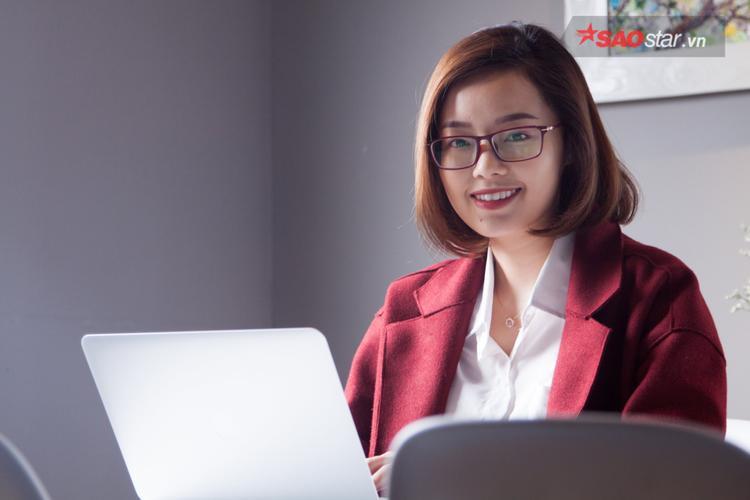 Co-Founder - Hà Phương Anh (28 tuổi).