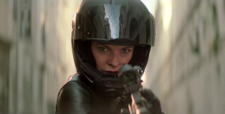 Rebecca Ferguson sẽ trở lại với vai điệp viên xinh đẹp bí ẩn - Ilsa Faust.