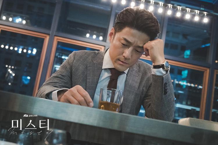 Dù xuất hiện khá ít trong 2 tập đầu nhưng tuyến vai của nam diễn viên Ji Jin Hee vẫn được khán giả chú ý.