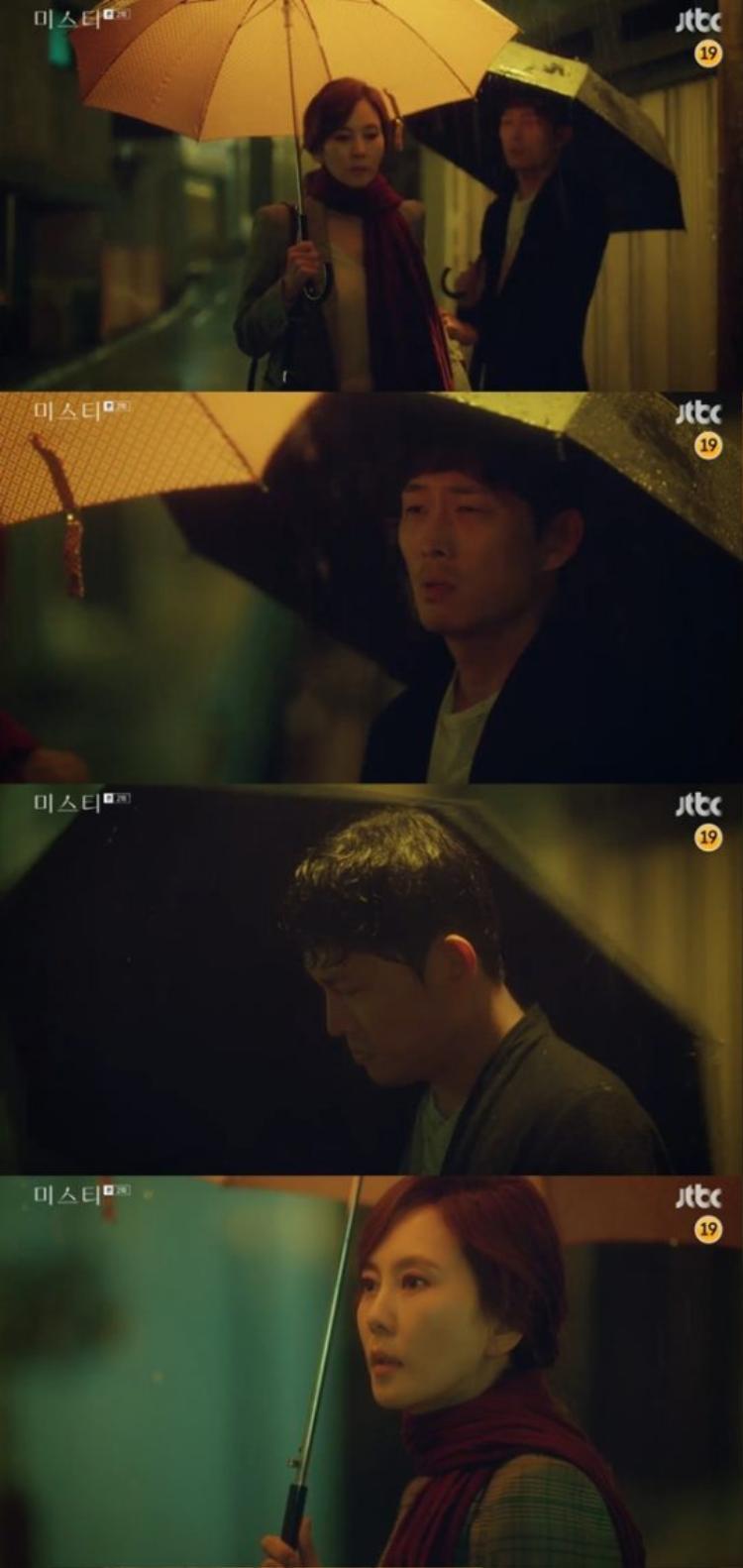 Go Hye Ran và Kevin Lee Jae Young từng yêu đương trong quá khứ.