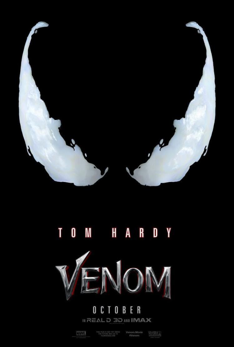 Trái với kỳ vọng, teaser đầu tiên vẫn chưa tiết lộ tạo hình của ác nhân Venom