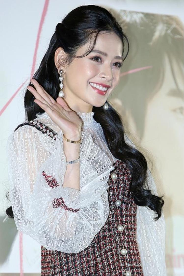 """Cô nàng được truyền thông xứ Hàn gọi là """"Kim Tae Hee của Việt Nam""""."""