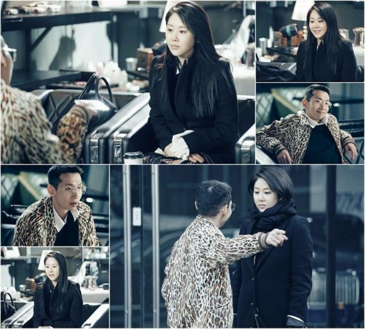 Những phân cảnh trong tập 14 Return của nhân vật luật sư Choi Ja Hye của Go Hyun Jung