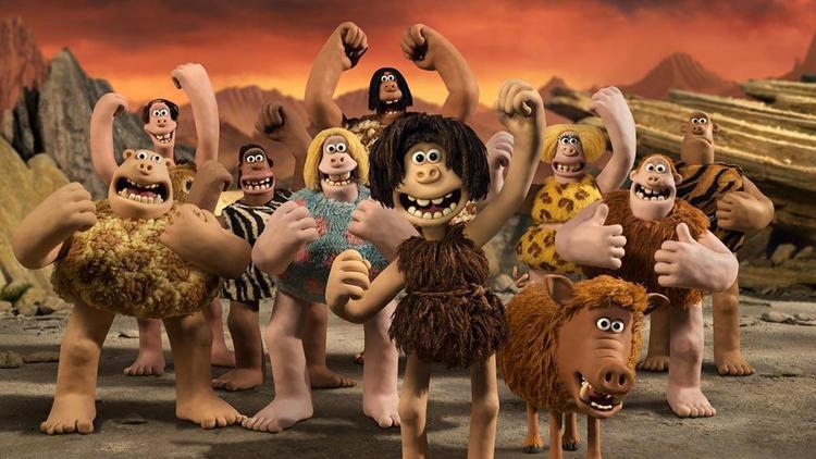 Early Man và những bộ phim hoạt hình về thời tiền sử