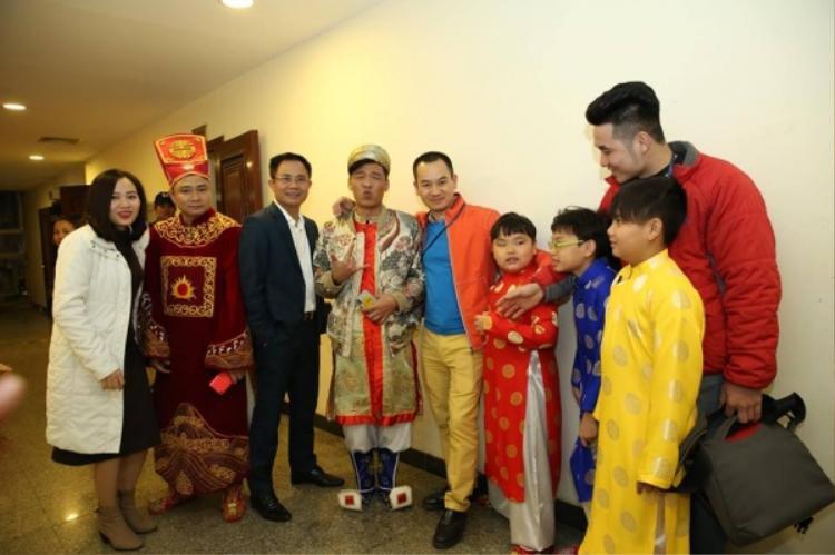 Táo Quân 2018: Con ông cháu cha Bi Béo lên chức Táo ta!