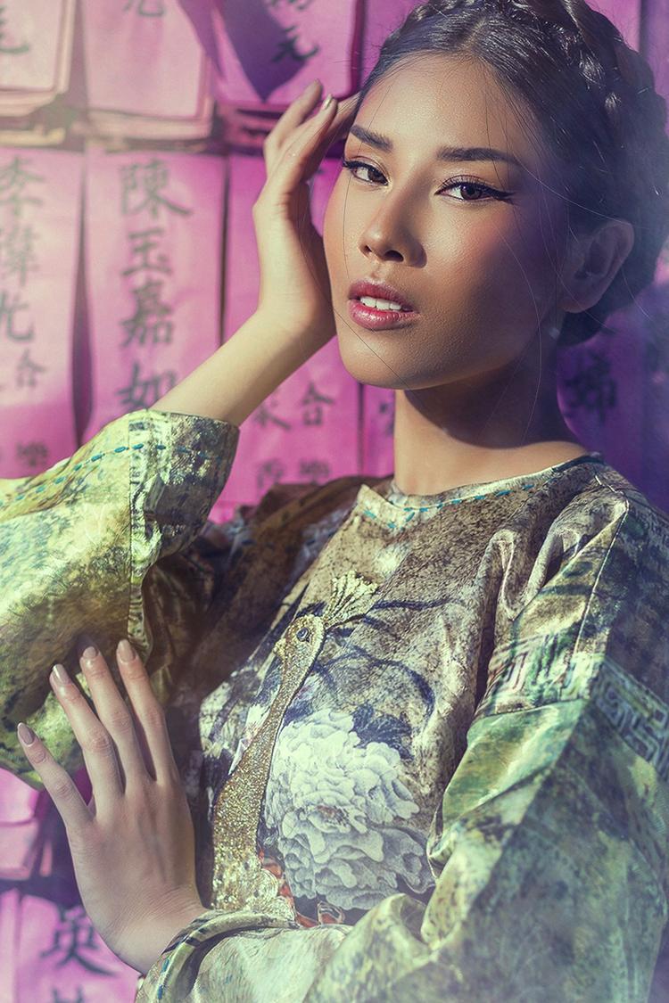 Thông qua bộ ảnh này, Á hậu Nguyễn Thị Loan một lần nữa gửi lời tri ân đến khán giả đã dành tình cảm cho mình và gửi lời chúc an khang - thịnh Vượng đến mọi người.