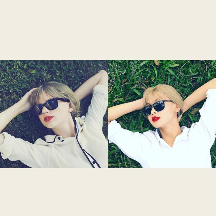 Cư dân mạng ngã ngửa khi biết sự thật về những bức ảnh Taylor Swift du xuân tại Việt Nam