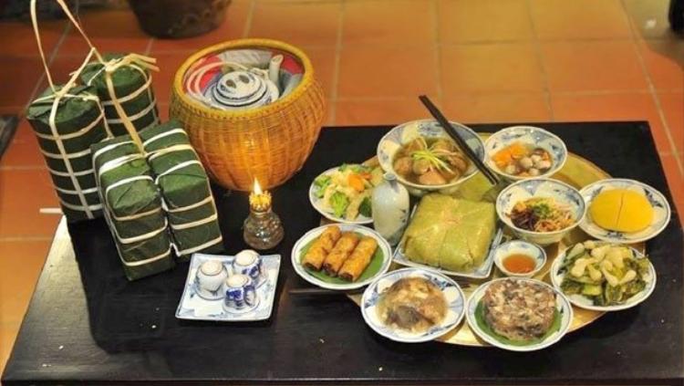 Mâm cơm các nước châu Á dịp Tết Nguyên đán có gì đặc biệt?