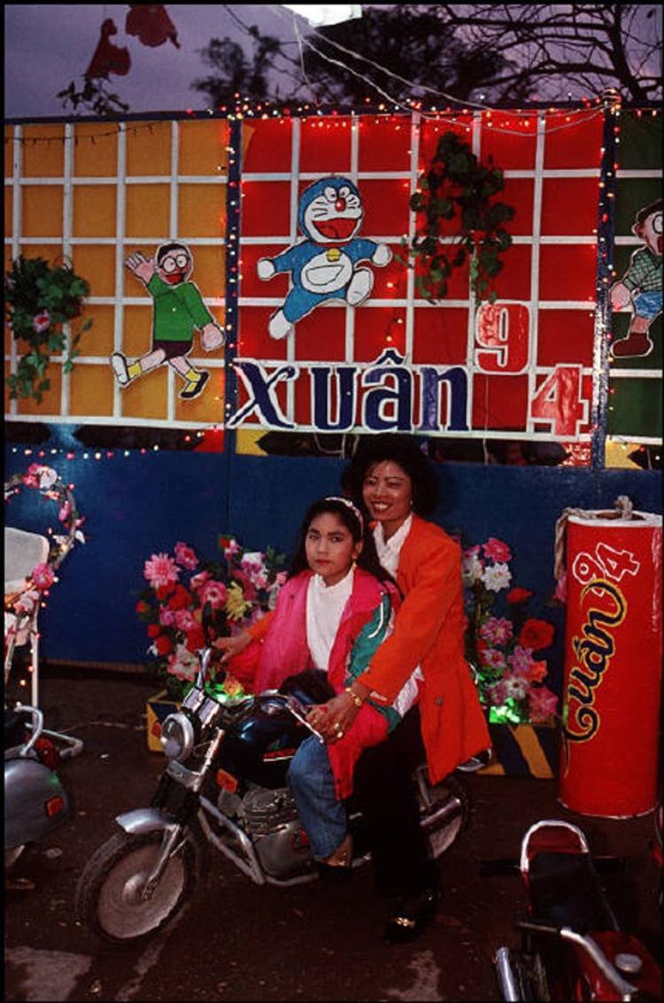 Tết ở Hà Nội năm 1994.