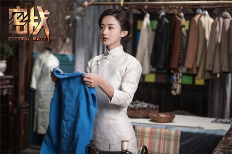 Sự nghiệp diễn xuất trên màn ảnh rộng của Nữ vương Nữ nhi quốc Triệu Lệ Dĩnh