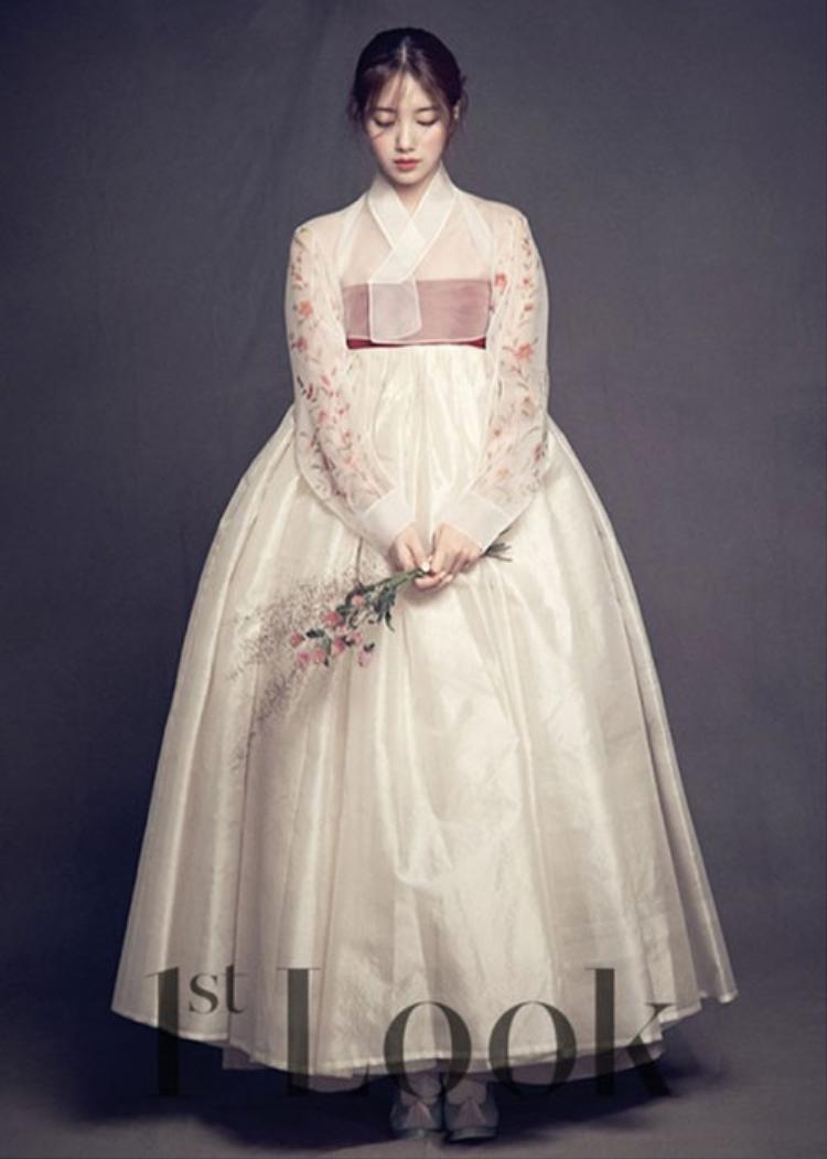 Hanbok dành cho phụ nữ.