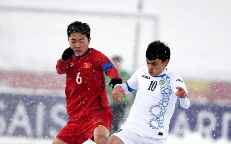 Xuân Trường là hình mẫu chuẩn mực lẫn sự nỗ lực của bóng đá Việt Nam.