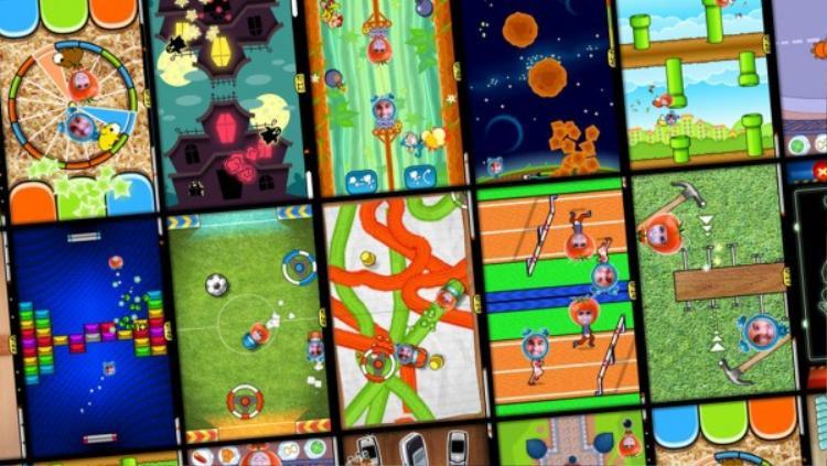 Quẩy tung Tết với 4 trò chơi theo nhóm trên smartphone vui tới bến