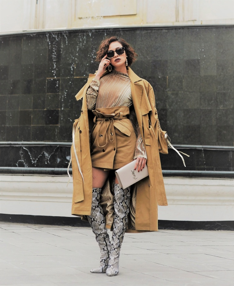 Phương Mai luôn tạo cho mình một phong cách thời trang rất riêng trong ngần ấy năm hoạt động showbiz.